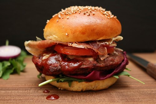 Culatello Burger
