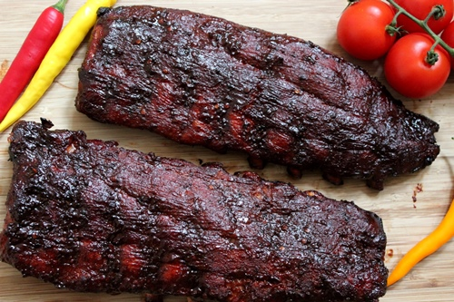 Hot Baby Back Ribs